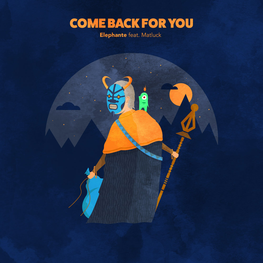 COME BACK FOR YOU + REMIXES -