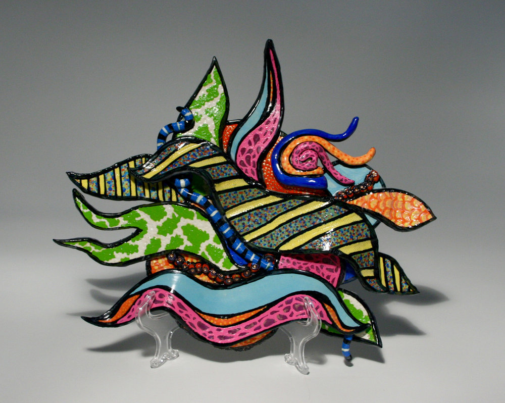 Handmade Pottery - Art - MaryAnn Ferguson