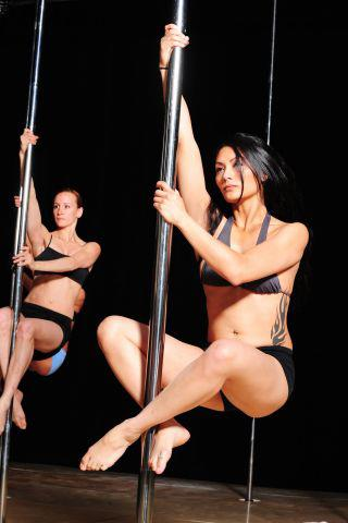 pole fitness - Shine Alternative Fitness - Las Vegas Nevada