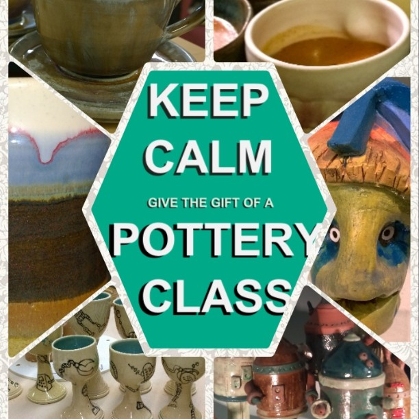 pottery class - gift certificate - Clay Arts Vegas - Las Vegas Nevada