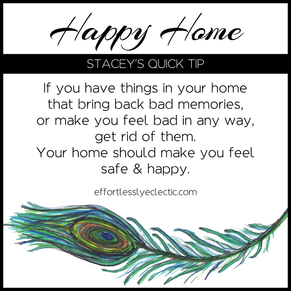 Happy Home - A home decor for how to create a happy home