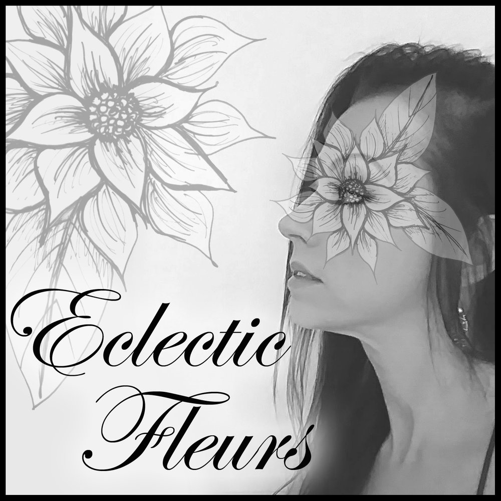 Eclectic Fleurs online art show by Stacey of Effortlessly Eclectic