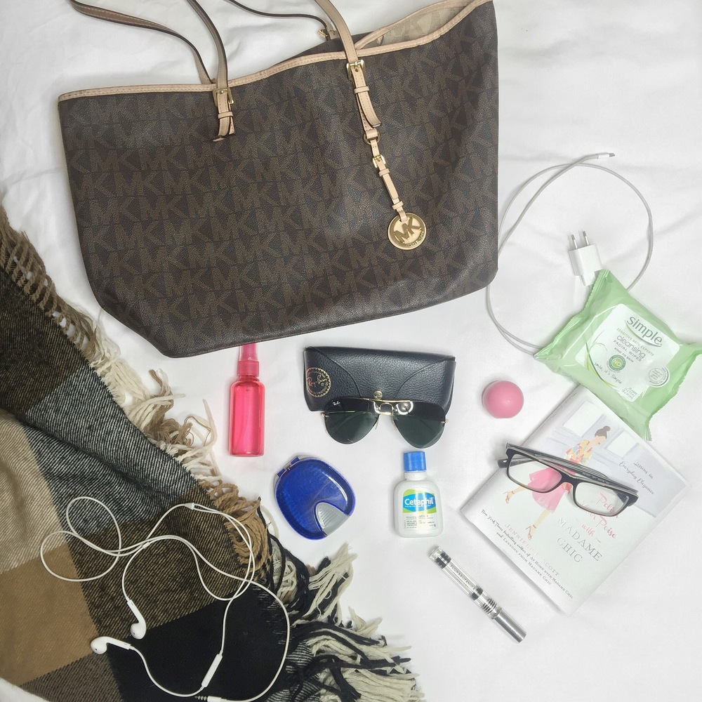 what's in my bag: carry-on addition