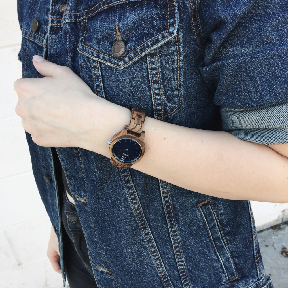 Wooden Watch Fall Accessories