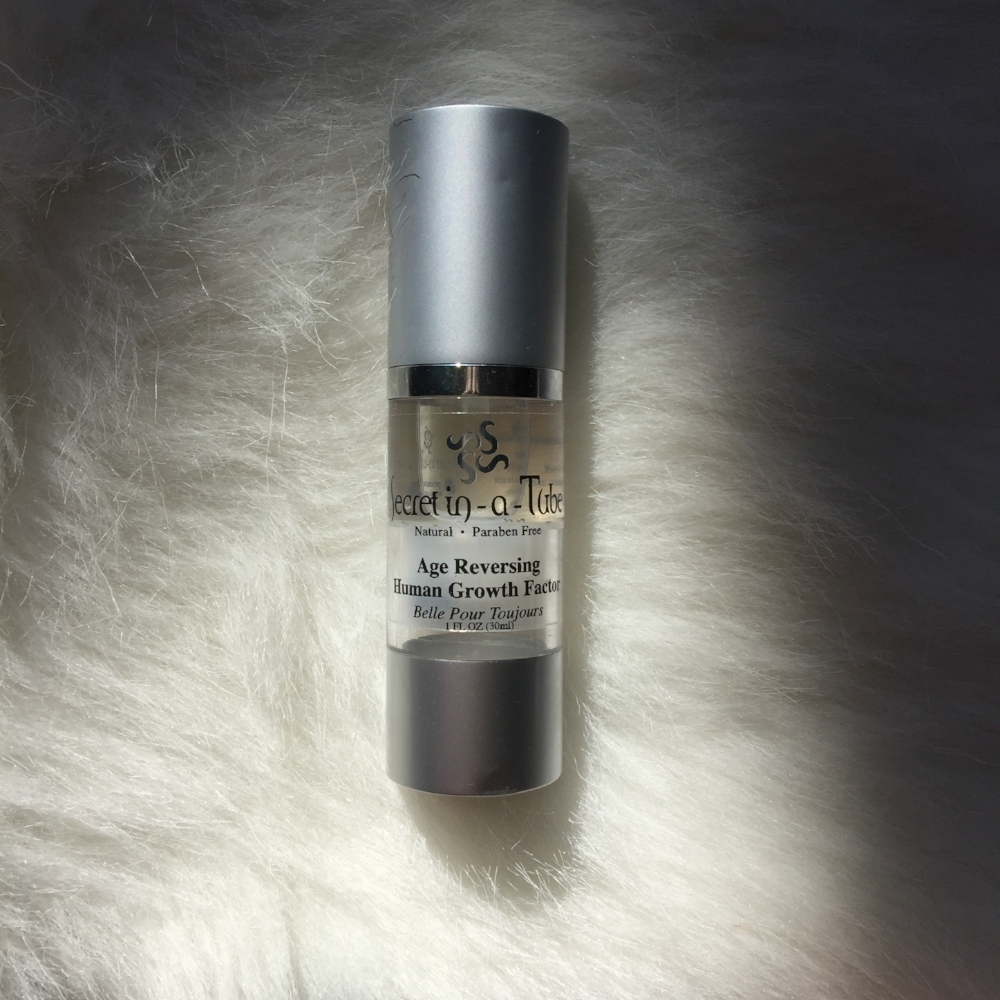 Secret in-a-Tube Age Reversing Human Growth Factor Serum
