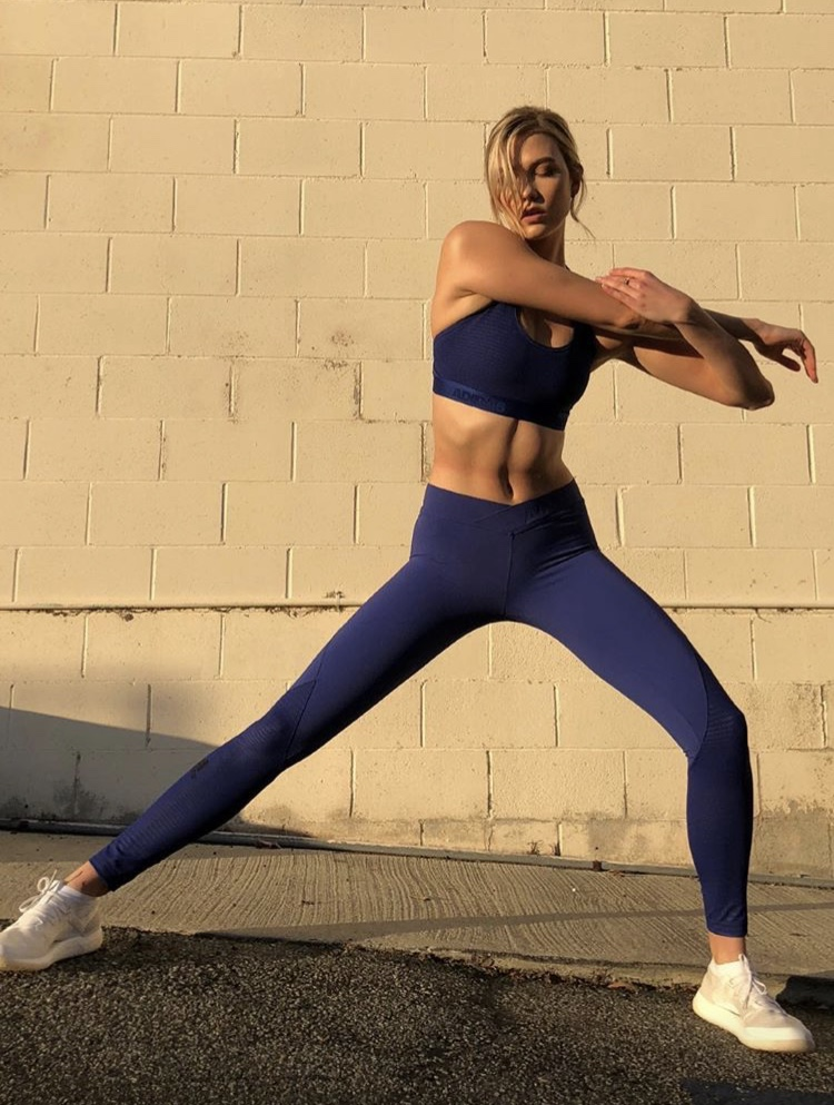 Karlie Kloss for adidas