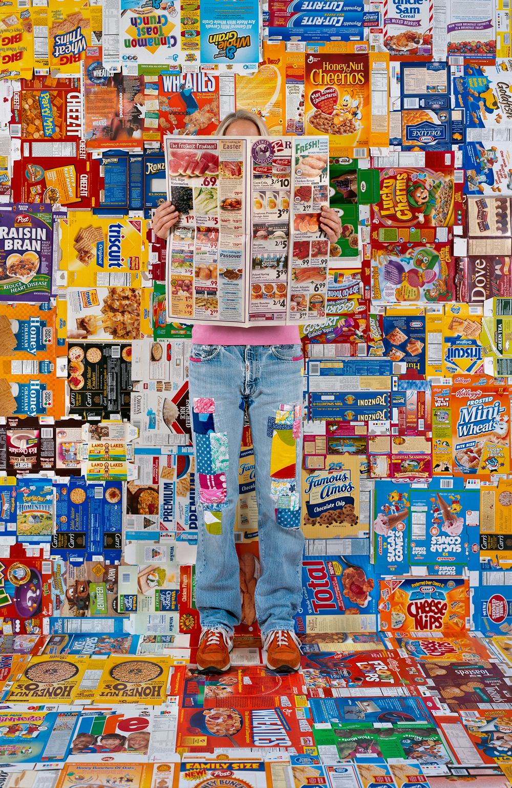 Lost in my Life (boxes), 2009