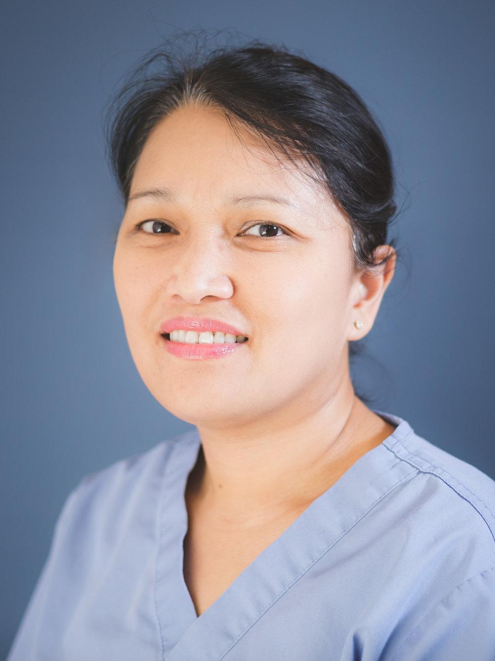 Mizpha Shela Nicolas, RN MDS Coordinator