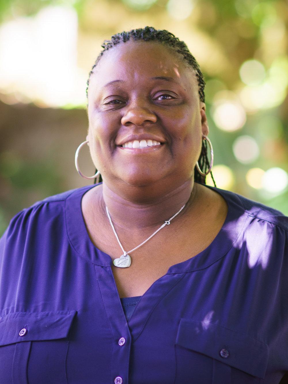 Clara Howard Admissions Coordinator