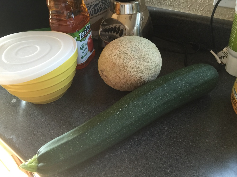 This one will make a lot of zucchini bread