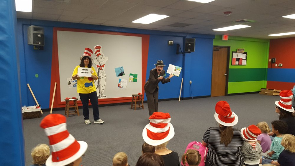 Dr. Seuss's Birthday Celebration
