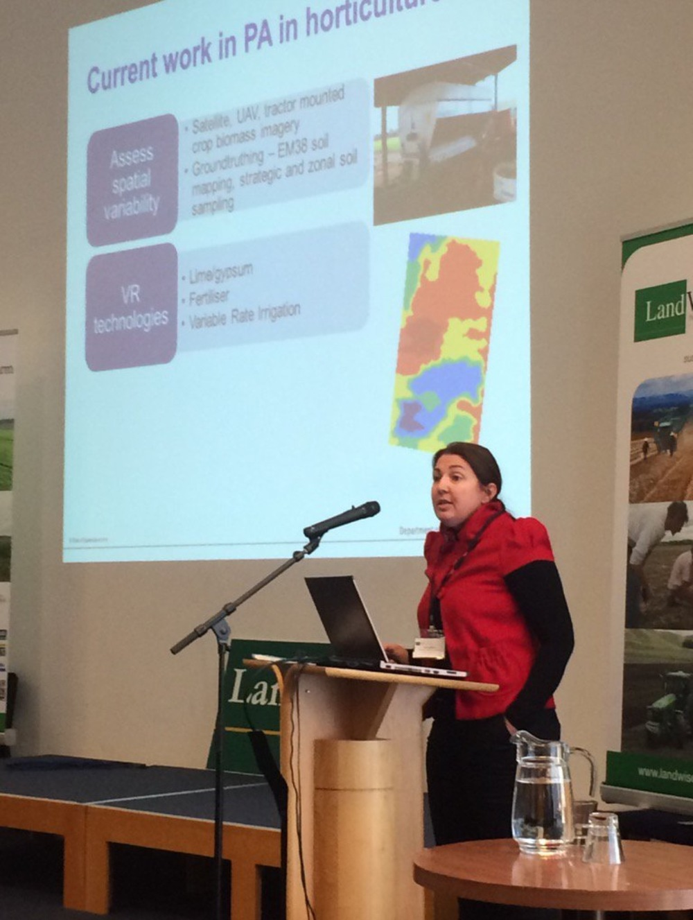 Julie O'Halloran from the Queensland Government Department of Agriculture and Fisheries