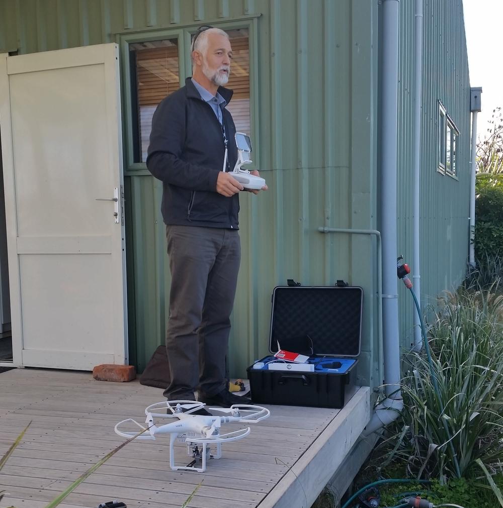 Dan Bloomer's UAV