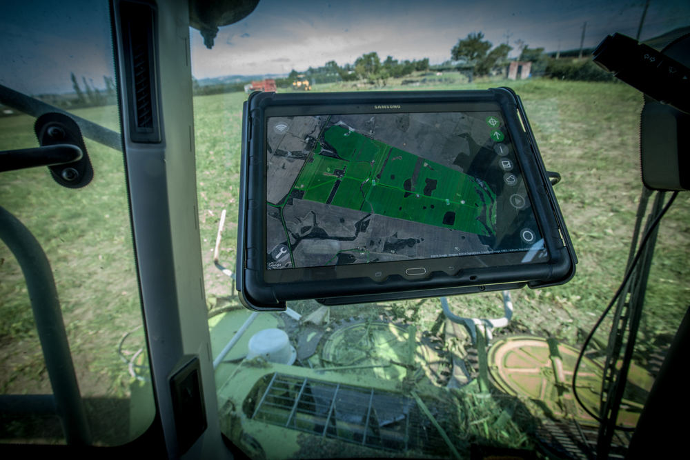 What is agritech?