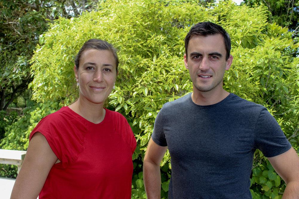 Onside - Ryan Higgs and Delphine Decurage