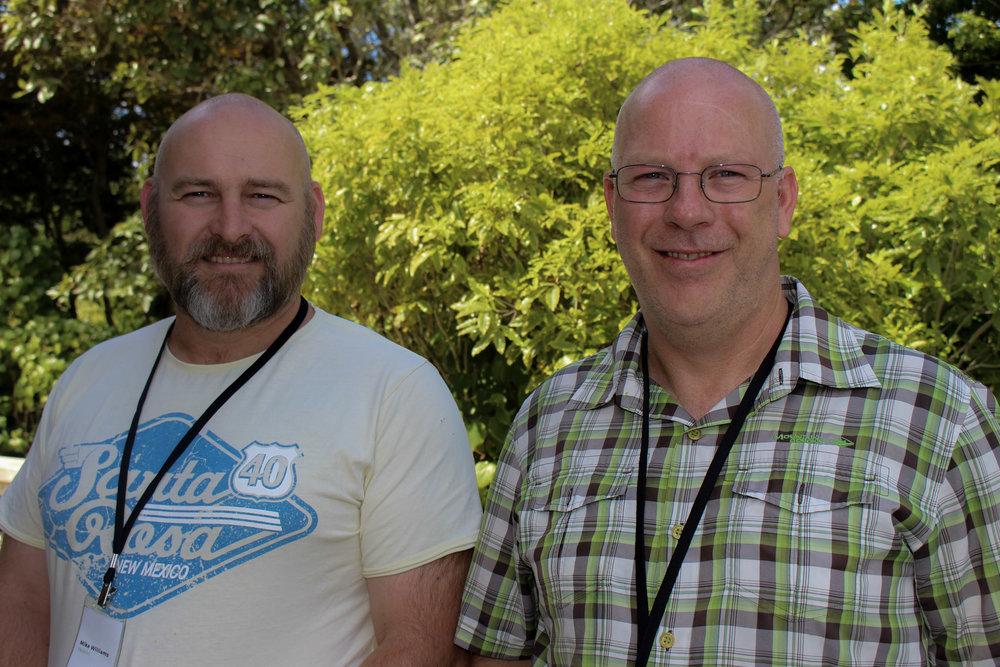 Holsim - Mike Williams & David Johnson