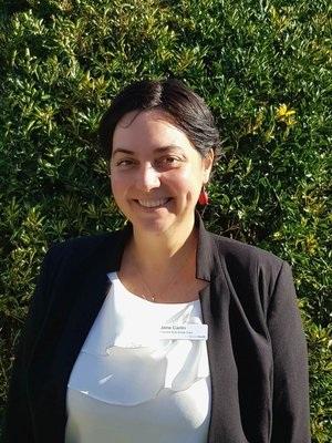 Jane carlin | Council Treasurer