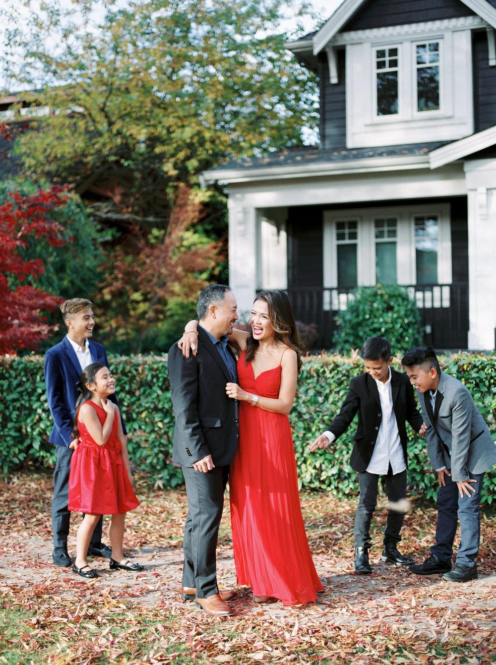 Urrutia Family -