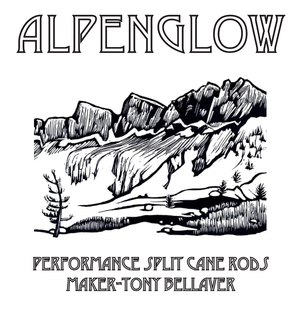 Alpenglow Fly Rods