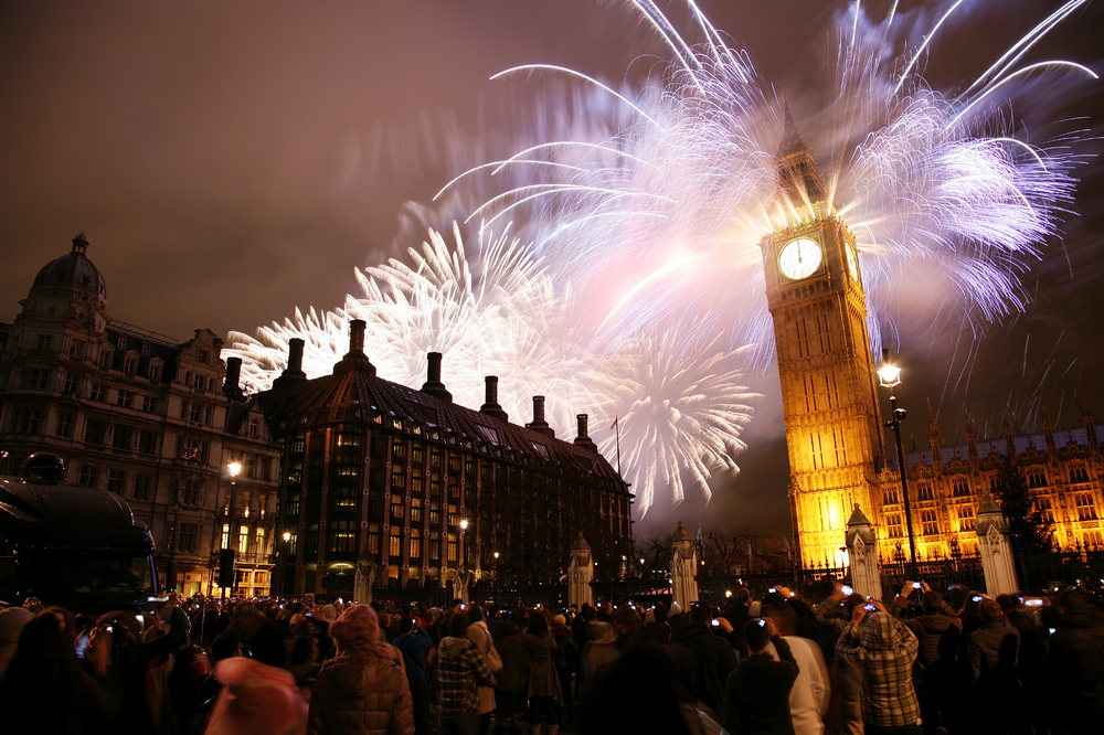 Mayor of London's NYE, London