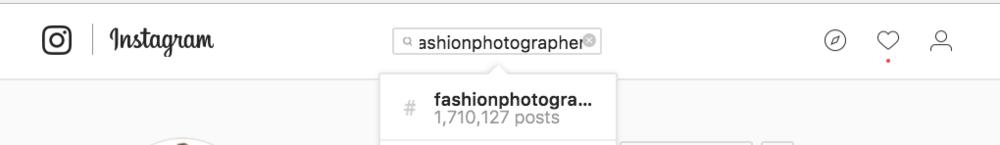 Mega Tags on Instagram