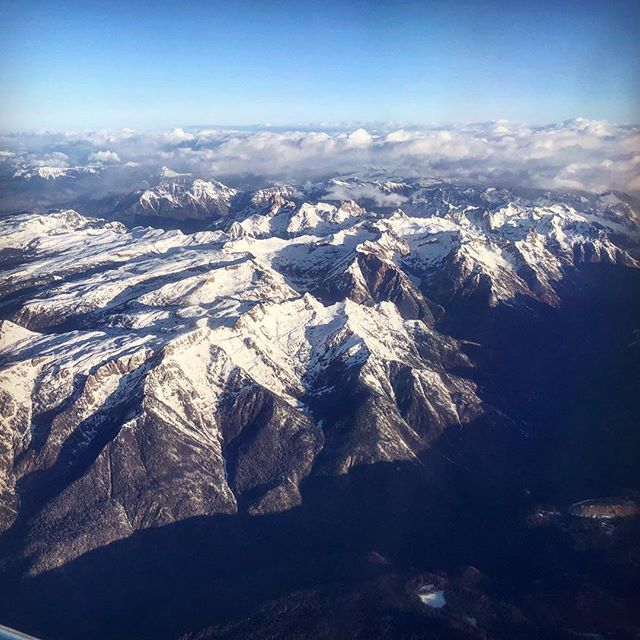 30,000ft over Colorado