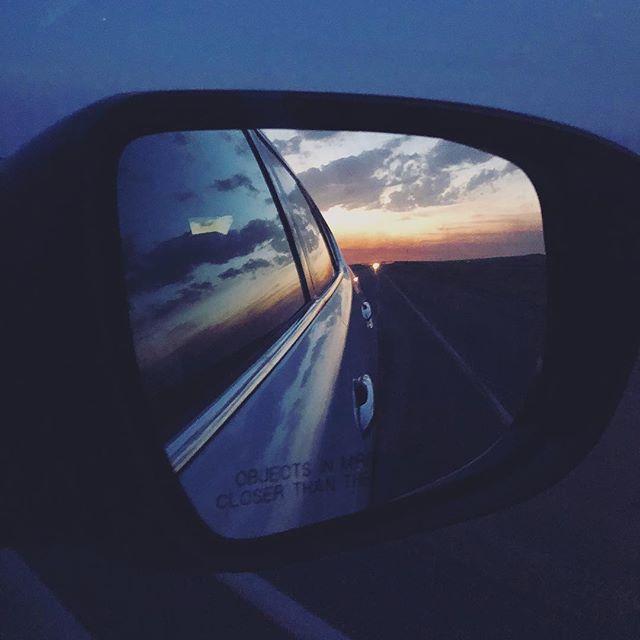 Always on the road. #livelife #talkLessTravelMore