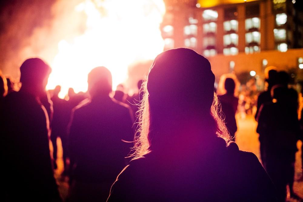 Bonfire, 2014