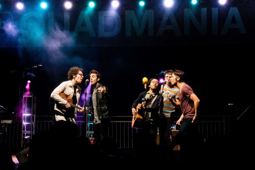 Quadmania, 2014