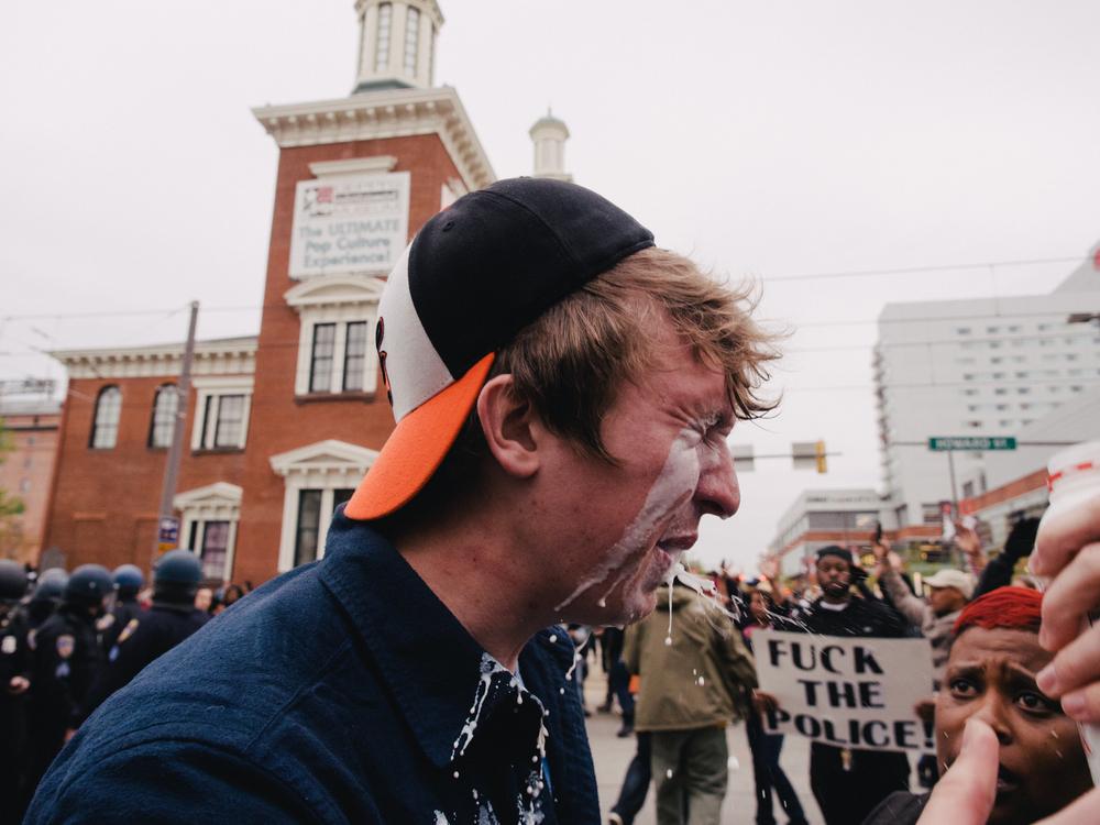 Baltimore, 2015.
