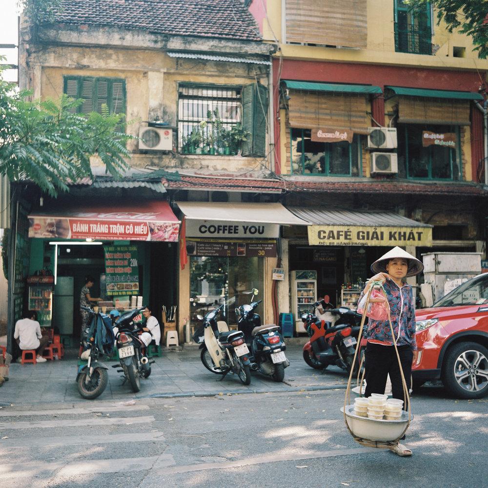 Hanoi, Vietnam 2017
