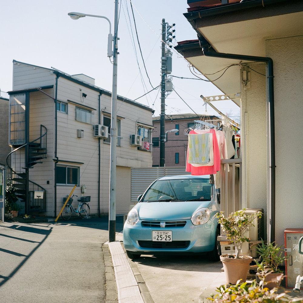 Yanaka, Tokyo, Japan 2018