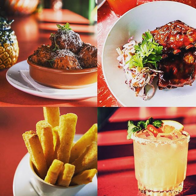 Our Mid-week specials menu is on Tonight!! 3 courses for $35 including these favourites: Ricotta & Cauliflower Fritters, BBQ Pork Ribs and Polenta Chips w/ Blue Cheese Sauce! Happy hour every night 5-7pm!! #eathouse #eathousediner #redfernbars #redfernlocal #redferneats #sydneyfood #sydneyfoodie #happyhour #humpdayspecial