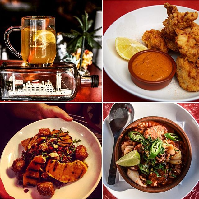 In need of some comfort food? We've got you covered! Try some of our southern inspired favourites like our famous fried chicken pieces with hot butter sauce, Cajun inspired gumbo with chorizo and baby squid and a good kick of fresh 🌶!! Our chargrilled pumpkin and red quinoa combines comfort food with healthy salad for a light meal or great side dish. Why not top it off with a warming Toddy from our happy hour menu Toddy's Fireballs combines fireball cinnamon whisky with monkey shoulder blended scotch, fresh lemon and a glug of honey to sweeten the deal! #eathousediner #eathouse #sydneyfood #sydneyfoodie #redfernbars #redfernfood #redfernlocal #friedchicken #hotsauce #comfortfood #hottoddy #chargrilledpumpkin #gumbo