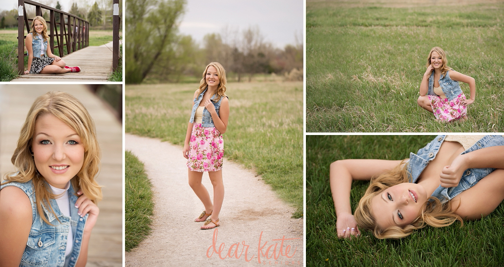 Fort Collins Senior Portraits