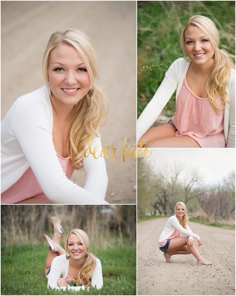 Loveland Senior Portraits Outdoors