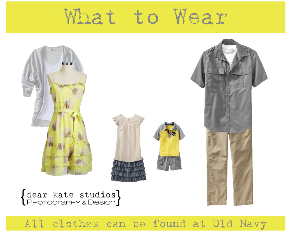 What to Wear 8-24-11 Dear Kate Studios