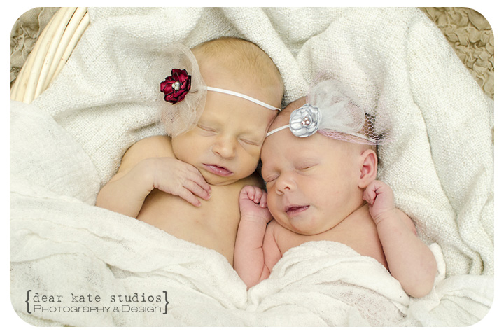Fort Collins Newborn Twin Photographer