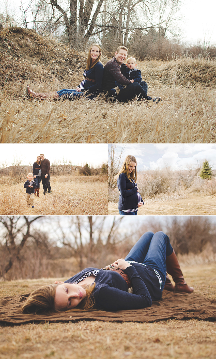 A sister for Henry {Fort Collins, CO Maternity Photographer}