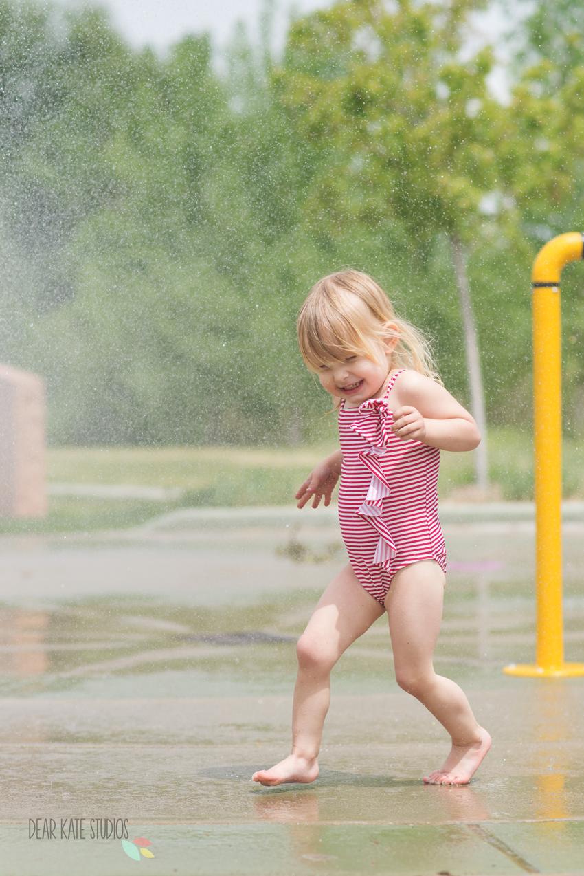 Fort Collins Children's Photos Summer Dear Kate STudios
