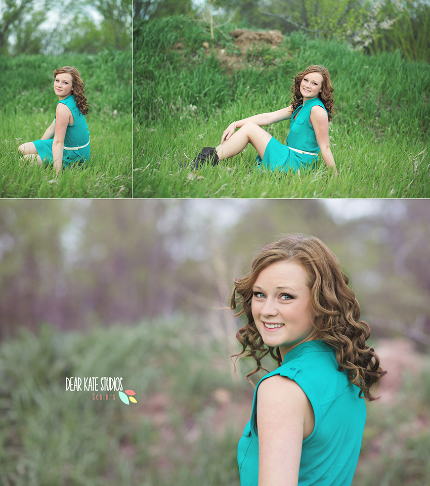 Loveland Senior Pictures Dear Kate Studios