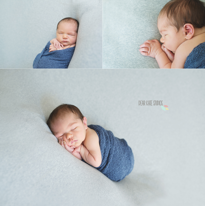 Severence newborn photography