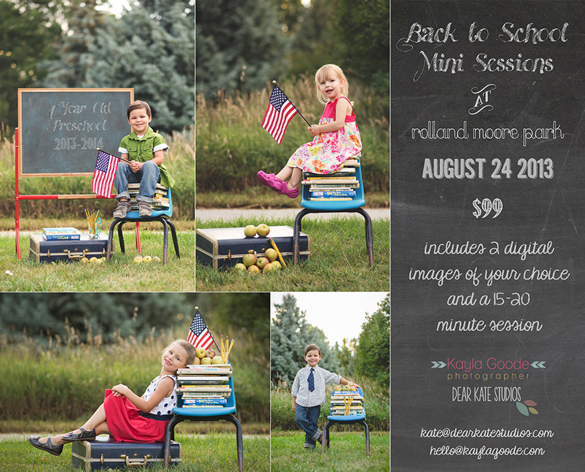 fort collins mini sessions