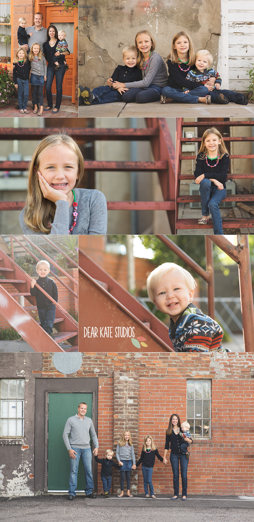 The Hurley Family {Fort Collins Family Mini Session}