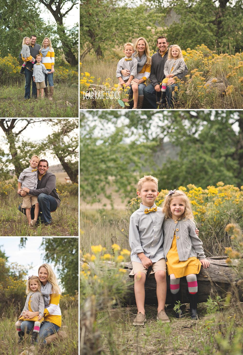 The Grobaski Family {Fort Collins Family Photographer}