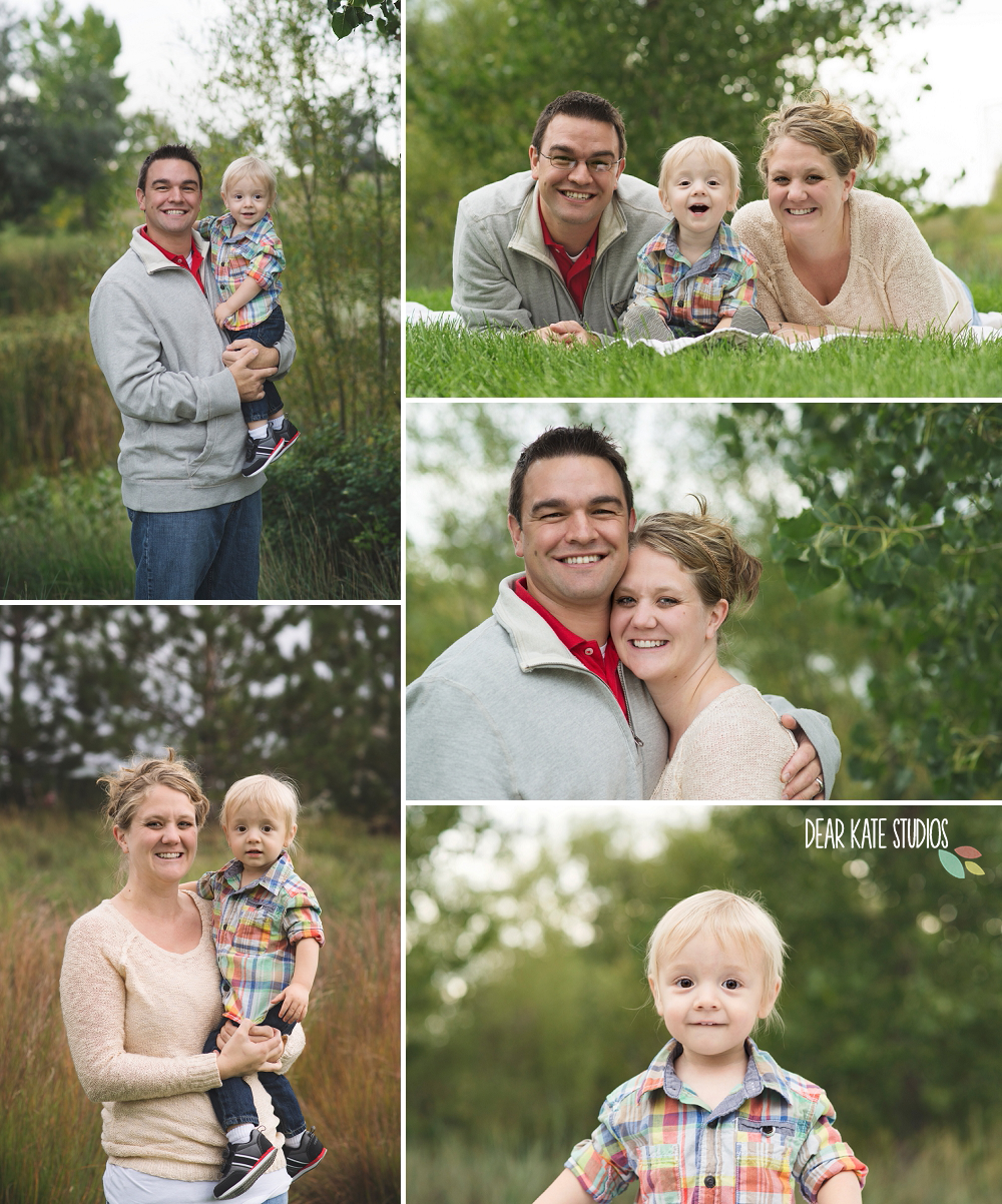 The Moore Family {Loveland Family Photographer}