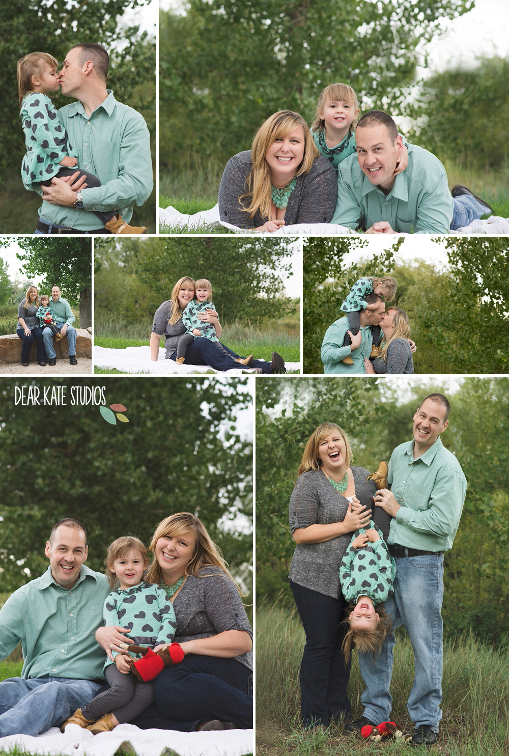 The Fannon Family {Fort Collins Family Photographer}