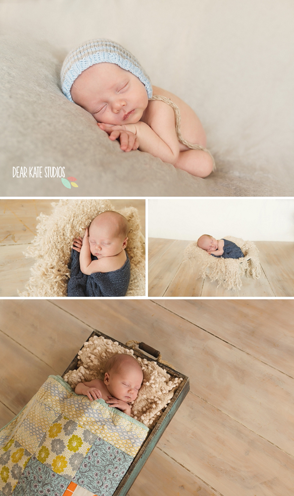 Emmett {Fort Collins Newborn Pictures}