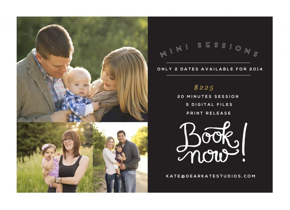 Fall Family Mini Sessions 2014 Northern Colorado