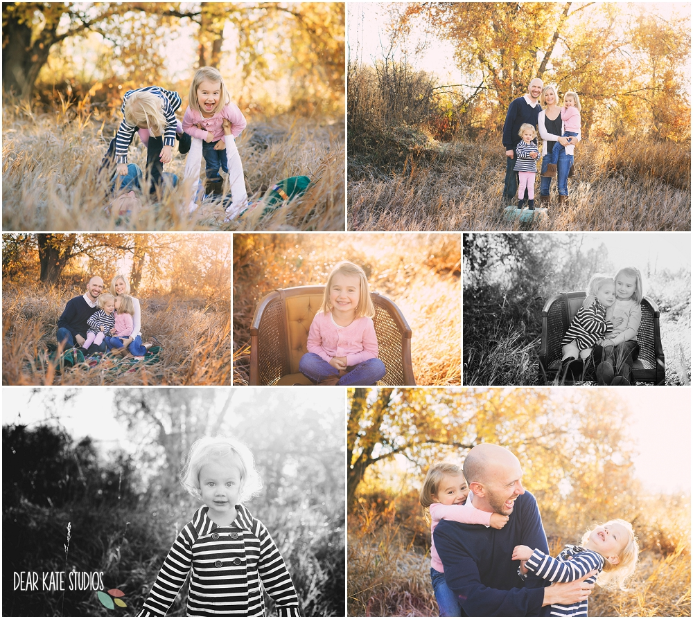 Fall Family Mini Session- The Kummer Family